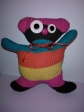 Jumper used to make soft toy
