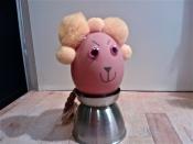 Easy egg decoration
