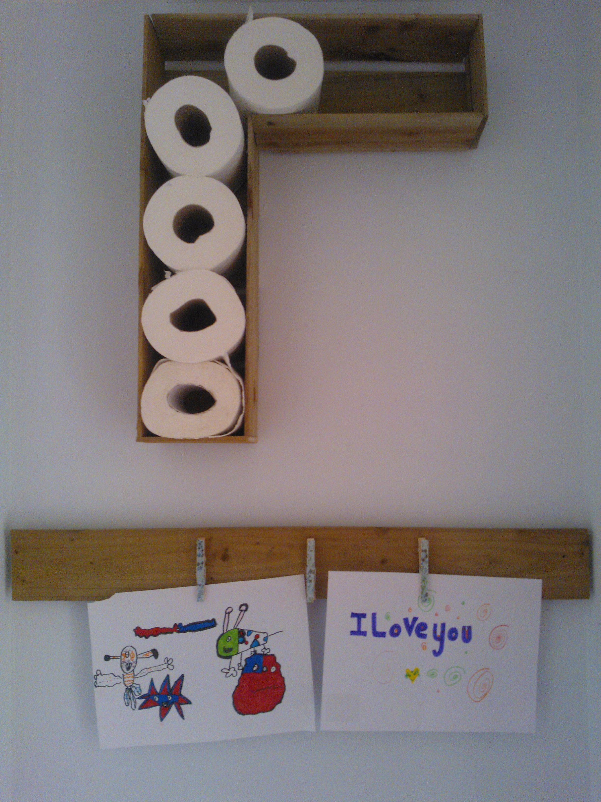 Upcycled Pallet Indoor Decor