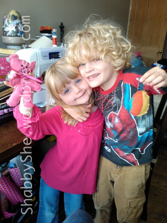 Sewing with kids - easy first makes