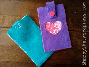 DIY mobile phone cases