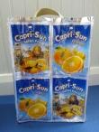 Safari Fruits upcycled bag