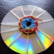 CD loom art