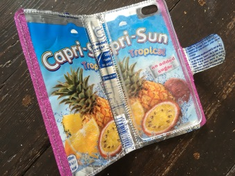 ShabbyShe Capri Sun iphone case